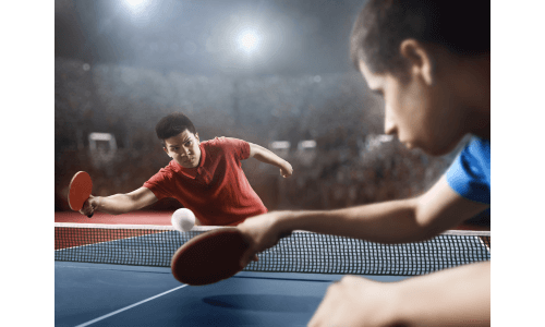 Benefits of playing table tennis eye-hand coordination of players