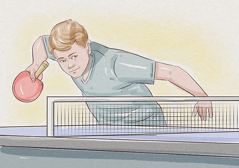 how to serve in properly