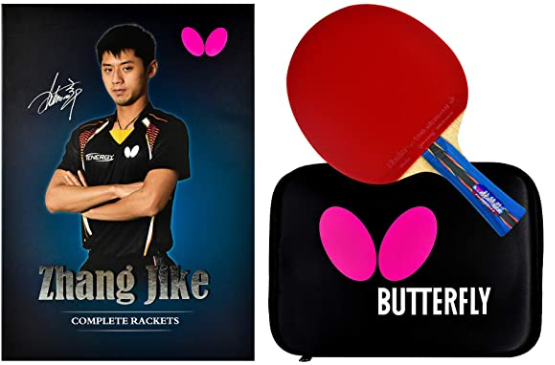 Ping pong paddle Zhang Jike