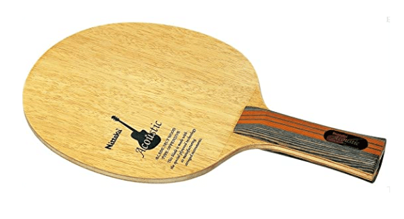 Best ping pong blades Nittaku acoustic blade review