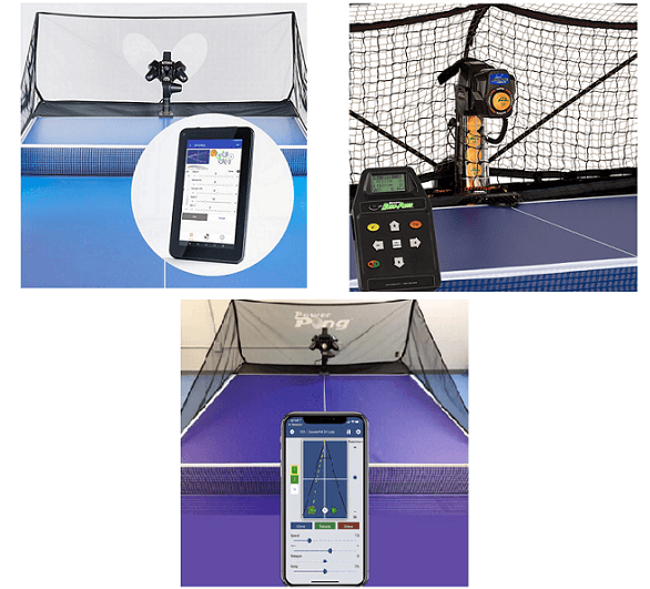 Best ping pong robots butterfly - newgy - power pong