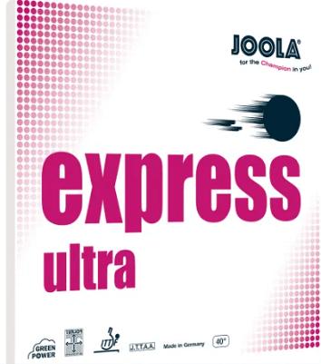 Best ping pong rubbers Joola express ultra rubber