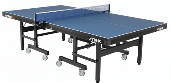 Best ping pong tables Stiga Optimum 30 whole table with net