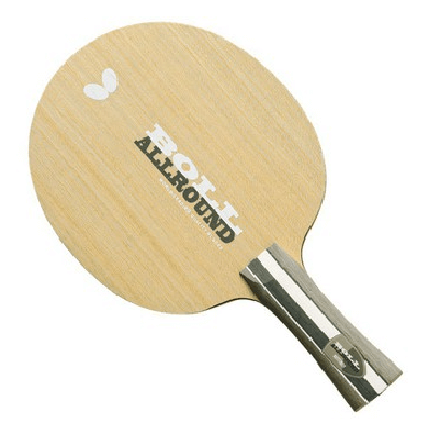 Best ping pong blades Butterfly Timo Boll allround blade