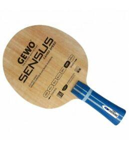 Best ping pong blades Gewo sensus carbo-speed blade