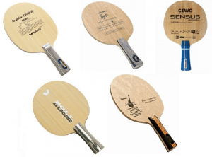 Best ping pong blades - Top 5 choices