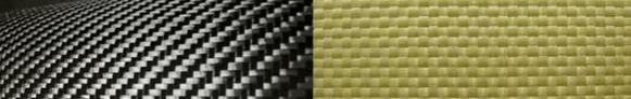 Carbon-fiber vs aramid in table tennis blades material