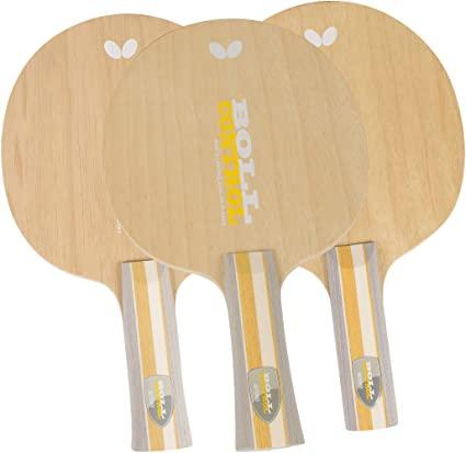 Best table tennis blades under 100 boll control