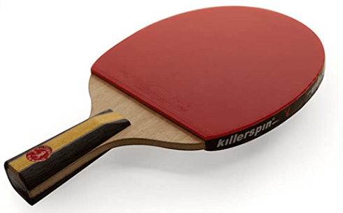 Best ping pong paddles under 100 Killerspin Jet600 penhold paddle