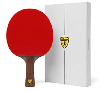 Best ping pong paddles under 100 Killerspin Jet800 speed N1 with case