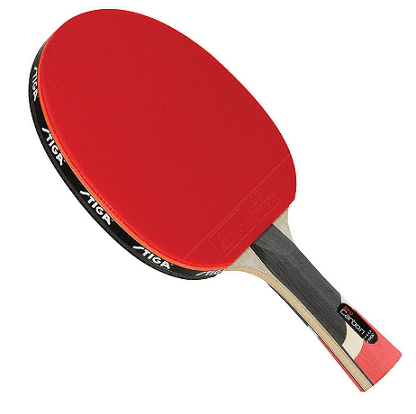 Best ping pong paddles under 100 Stiga pro carbon paddle
