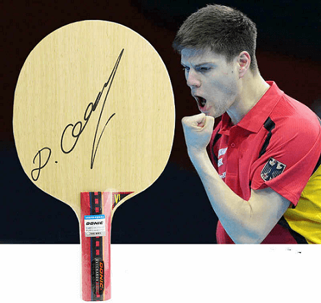 Best table tennis blades under 100 Donic Ovtcharov Senso blade with signature