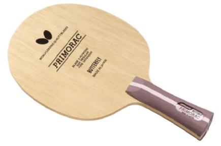 Best table tennis blades under 100 butterfly primorac blade