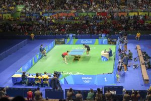 Best table tennis players ever olympics rio 2016
