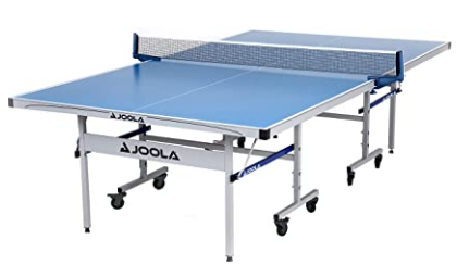 Best outdoor ping pong tables joola nova waterproof with net set