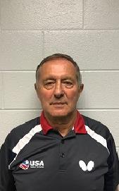 Gary Fraiman table tennis coach