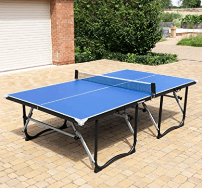 Vermont Foldaway Outdoor Ping Pong Table