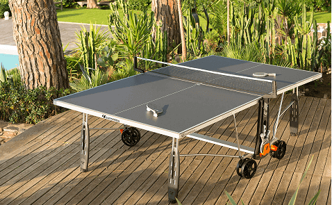 Best outdoor ping pong tables Cornilleau 250S Crossover Outdoor