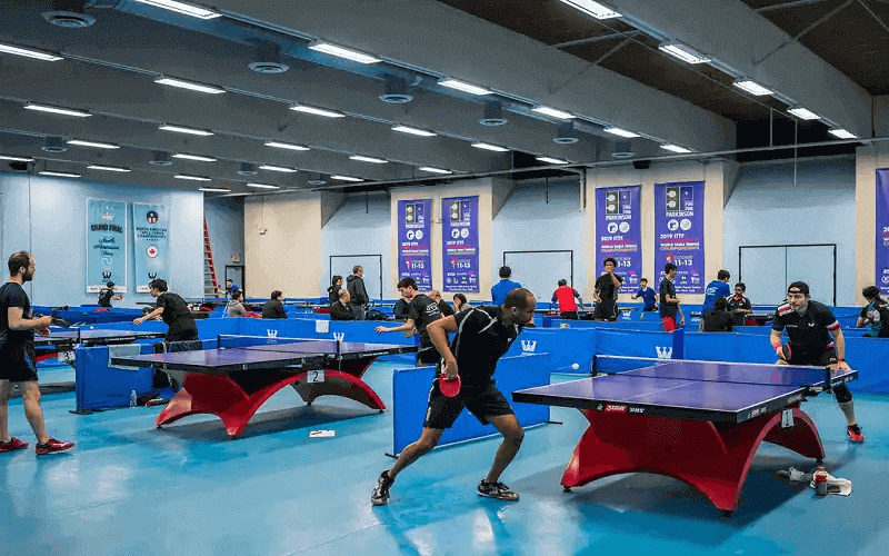 best table tennis clubs in the usa westchester new york sports hall