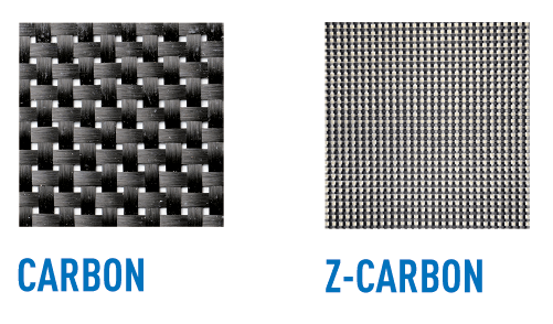 difference between carbon and Z carbon table tennis blades
