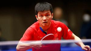 ittf world ranking best players fan zhendong