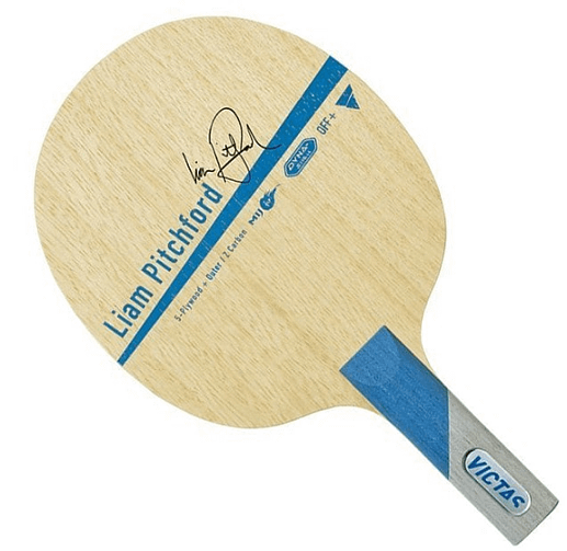 most expensive table tennis blades victas liam pitchford blade