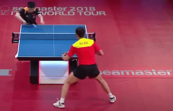 backhand banana flip best angle showing skill