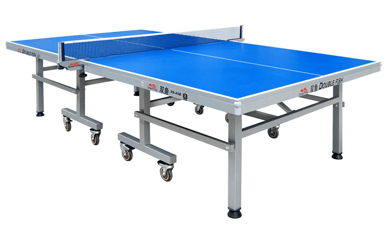 table tennis equipment ping pong table double fish blue