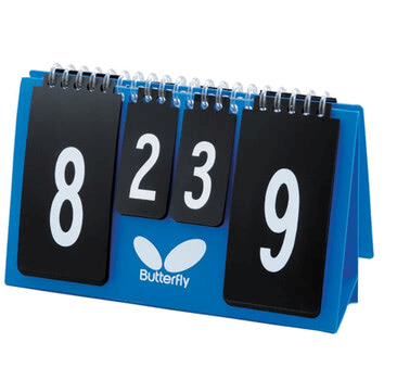 umpire scorers megaspin butterfly