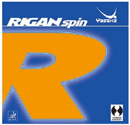 7 best table tennis rubbers for spin yasaka rigan spin second image in package rubber