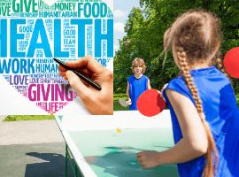 Benefits table tennis