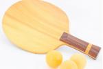 7 best table tennis blades under 100 featured image 3 balls white background