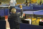 Table tennis rules umpire and table